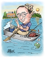 Custom Caricatures from Photos!